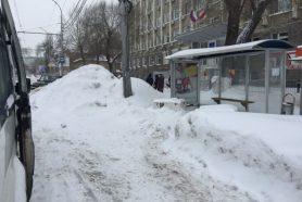саратов завален снегом, бездействие губернатора